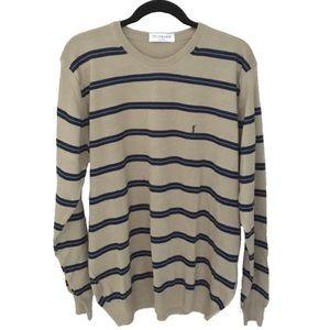 new YSL ⊛ Saint Laurent ⊛ Round Neck Wool Sweater